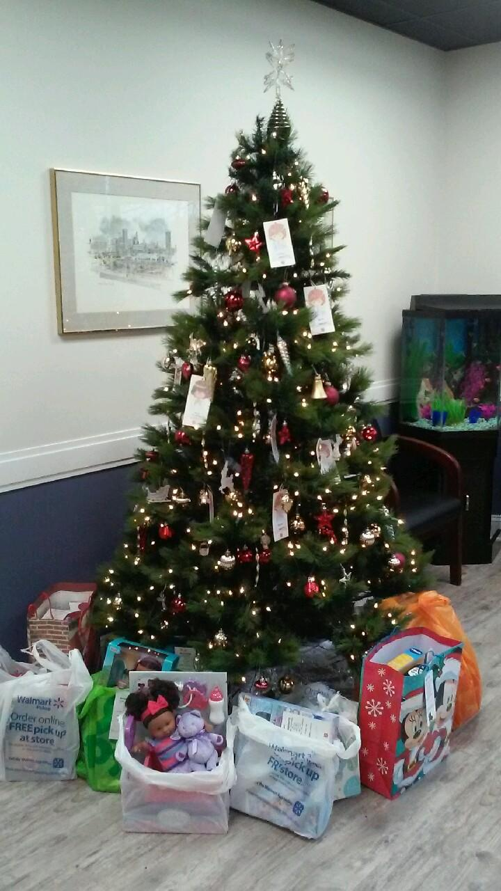 Atlantic Collects Gifts for Salvation Army Angels - Maryland Multi ...